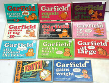 Vintage Garfield Cartoon Paperback Book Collection of 12 Books (M-7687)