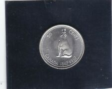 1967 50 cents coin  HIGH QUALITY