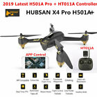 Hubsan H501A PRO WIFI FPV Brushless 1080P Camera GPS RC Quadcopter RTF+ 2Battery