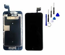 "Black iPhone 6S 4.7"" Touch Screen Digitizer Replacement with camera homebutton"