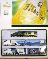 Bitburger Olympia Truck-Set - 3er Set in Showbox - LIMITED EDITION - (OVP) NEU