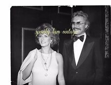 Vtg Celebrity Photo Black White Ann Margaret And Roger Smith