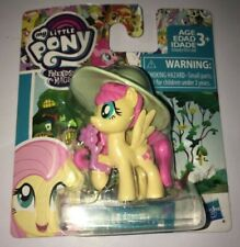 My Little Pony Fluttershy 2 Inch Figure Friendship Magic with 2 Accessories New