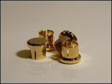 Valab Noise Stopper Gold Plated Copper RCA Plug Caps 10 PCs