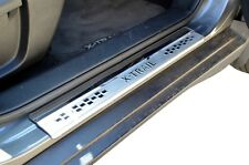 Stainless Door Sill Panel Scuff Plate Kick Step for Nissan X-trail T32 2014-20