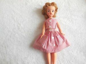 Vintage Ideal Tammy Doll 1962 Beautiful Face, Nice Hair VERY NICE!
