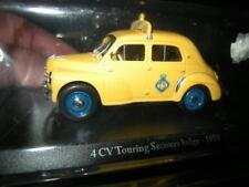 1:43 Eligor Citroen 4 CV Touring Secours belge 1958 VP