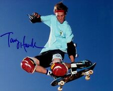 Tony Hawk Signed 10x8 Autograph Photo  - American Skateboarder - COA - UACC