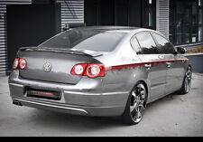 Alerón techo alerón alerón para VW Passat 3c b6 Limousine Sport Heck alas