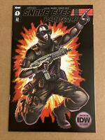 SNAKE EYES: Dead Game #1 (IDW 2020) 🔥 SDCC Convention Variant only 500 made