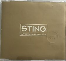 AFTER THE RAIN HAS FALLEN : STING - [ CD MAXI PROMO ]