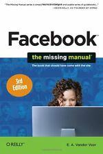 Facebook: The Missing Manual (Missing Manuals) (En