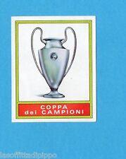 PANINI CALCIATORI 1979/80-Figurina n.574- COPPA CAMPIONI - SCUDETTO -Rec