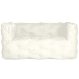 NEU - Sitting Bull - Couch I Zweisitzer Outdoor Sofa, Farbe off-white