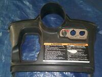 1994 94 95 96 Yamaha VMAX 4 V MAX 500 600 Dash Plastics Steering Shroud Cover