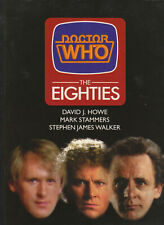 Doctor Who: The Eighties. Superb book! Recommended! %2CharityDo.