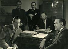 France Film Actor Jacques Varennes dans Une Main a Frappe Old Photo 1939