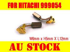 Carbon Brushes For HITACHI 999054 14.4V 18V battery tool WR18DL WR14DL DS18DL AU