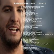 Country Promo DVD Billboard Top Country Hits November 2013 FRESHEST Only on Ebay