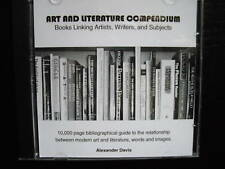Art and Literature Compendium- by A. Davis 10,000 pages