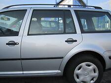 Tür hinten links VW Golf 4 Bora Variant silber LA7W