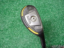 Nice Adams Golf Idea Pro A12 Hybrid 20 degree Wood Grafalloy Blue Regular