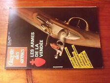 $$$ Revue Gazette des armes N°134 Armes VendeeArisakaDague commando GB