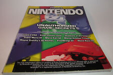 Nintendo 64 Prima's Unauthorized Game Secrets N64 Book Good Shape