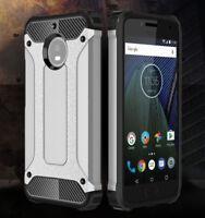 Strong Shockproof Heavy Duty Armor Hybrid Case Cover For Motorola Moto G5s /plus