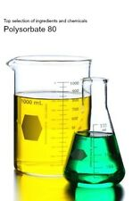 POLYSORBATE 80 Tween 80 Surfactant 32 Oz bottle Quart Poly 80 Free Shipping