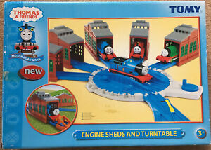 Thomas and Friends Trackmaster Engine Shed