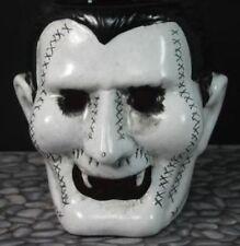 Dracula Halloween Ceramic Tea Light Candle Holder Department 56 T-Lite