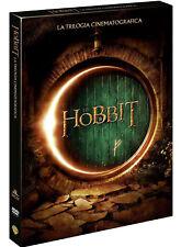 LO HOBBIT - LA TRILOGIA (3 DVD) COFANETTO WARNER HOME VIDEO