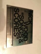 """Nick Wood """"Songs & Scores"""" (Out Of Print, Rare, Promotional Copy)"""