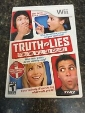 Truth or Lies - Nintendo Wii Complete