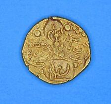 Rare India Mysore Gold Pagoda Coin (1761-82) Vijayanagar Empire