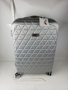 Jessica Simpson Dreamer Carry-On - Silver