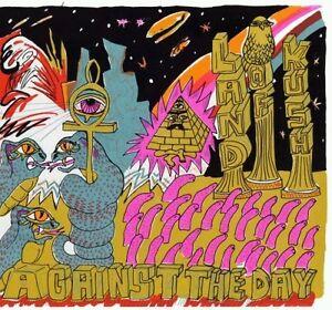 Land of Kush - Against the Day [New CD] Digipack Packaging