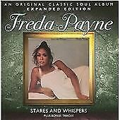 Freda Payne - Stares and Whispers (2011)  CD Expanded Edition  NEW  SPEEDYPOST