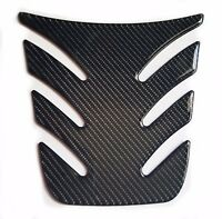Real Wet Dry Carbon Fiber Tank Protector Pad Sticker Fit BMW R1200GS Adventure