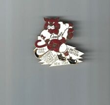 RARE 1989-90 Rouses Point New York Cougars Youth Hockey Pin Limited Edition