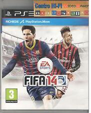 PS3 FIFA 14 USATO GARANTITO