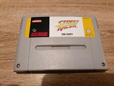 Street Racer (SNES, 1994, PAL) - VGC