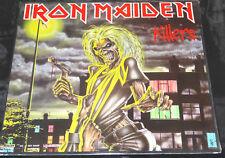 Iron Maiden Killers Sealed Vinyl Record Lp USA 1981 Harvest Promo 1st Press