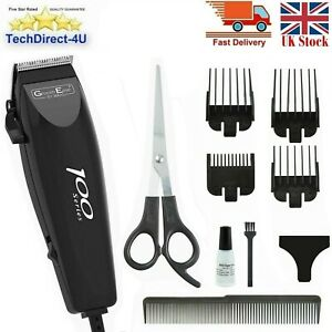 Wahl 100 Series-10 Piece Hair Cutting Kit Mains Clipper Trimmer Kit 79233-917