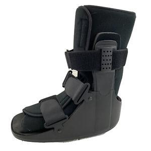 BraceAbility Short Broken Toe Boot   Walker for Fracture Recovery sz XL Mens 14+