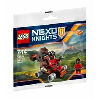 LEGO NEXO KNIGHTS 30374  LAVA SLINGER -  Free Delivery
