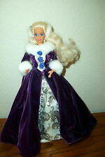 WINTER PRINCESS  BARBIE LIMITED EDITION WINTER PRINCESS COLLECTION