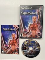 Summoner 2 (Sony PlayStation 2, 2002) COMPLETE!!