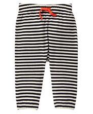 Nwt Gymboree Fall Festival boys Black Orange Stripes Pants Halloween 6-12 M